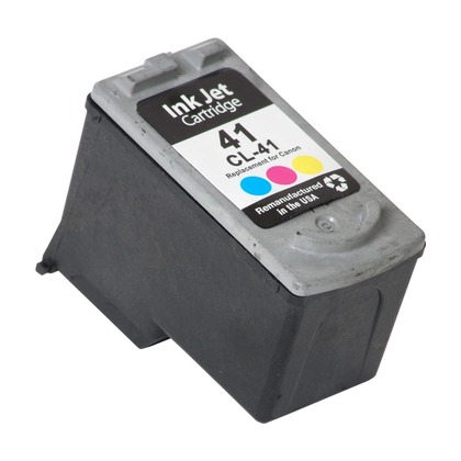 #41 Tri-Color Ink Tank for the Canon PIXMA iP6220D (large photo)