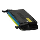 Samsung CLP-670N Yellow Toner Cartridge (Compatible)