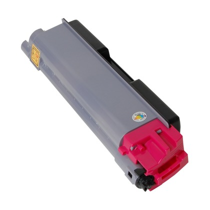 magenta toner cartridge compatible with kyocera ecosys. Black Bedroom Furniture Sets. Home Design Ideas