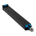 Sharp MX-2600N Cyan Toner Cartridge (Compatible)