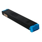 Sharp MX-2615N Cyan Toner Cartridge (Compatible)