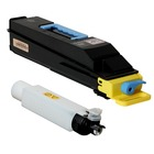 Kyocera TASKalfa 300ci Yellow Toner Cartridge (Compatible)