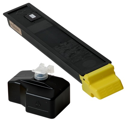 Copystar 1T02K0AUS0 Yellow Toner Cartridge (large photo)