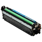 HP Color LaserJet Pro CP5225n Cyan Toner Cartridge (Compatible)