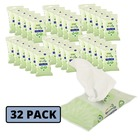 75% Alcohol Multipurpose Wipes - Case of 32 Packs