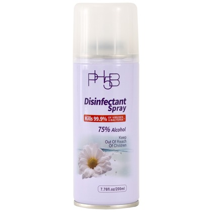Disinfectant Spray - 75% Alcohol (large photo)