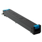 Sharp MX-5110N Cyan Toner Cartridge (Compatible)