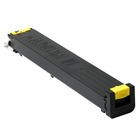 Sharp MX-5110N Yellow Toner Cartridge (Compatible)
