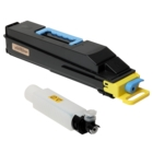 Kyocera FS-C8500DN Yellow Toner Cartridge (Compatible)