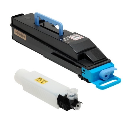 Copystar TK857C Cyan Toner Cartridge (large photo)