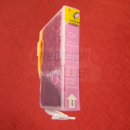 Photo Magenta Inkjet Cartridge (Tank) for the Canon PIXMA iP8500 (large photo)