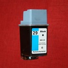 HP DeskJet 670c C5884A Remanufactured Black Inkjet Cartridge  V2330