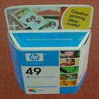 HP DeskJet 670c C5884A Tri-Color Ink Cartridge  V2350