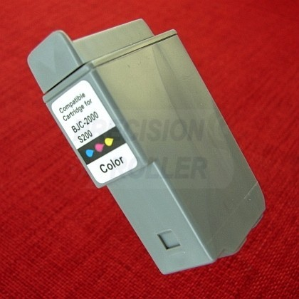 Tri-Color Ink Cartridge (Tank) for the Canon BJC2000 (large photo)