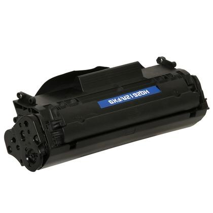 black toner cartridge compatible with hp laserjet 1018 v7430. Black Bedroom Furniture Sets. Home Design Ideas