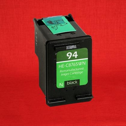 black inkjet cartridge compatible with hp photosmart 2610 v8200. Black Bedroom Furniture Sets. Home Design Ideas