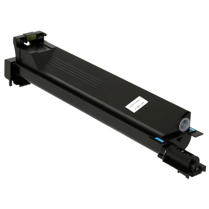 Konica Minolta 8938-505 Black Toner Cartridge (large photo)