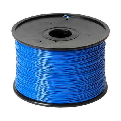 1.75mm ABS Blue 3D Printer Filament (large photo)