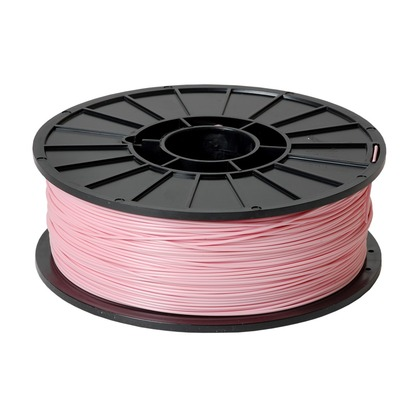 1.75mm ABS Pink 3D Printer Filament (large photo)