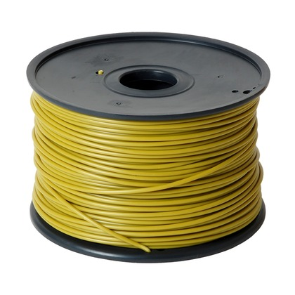 3.00mm ABS Olive 3D Printer Filament (large photo)