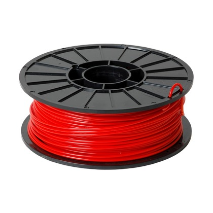 3.00mm ABS Red 3D Printer Filament (large photo)