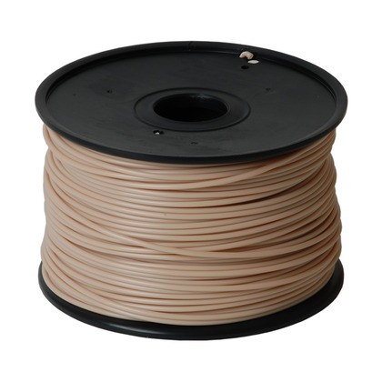 3.00mm ABS Tan 3D Printer Filament (large photo)