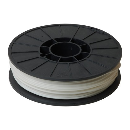 3.00mm TPE White 3D Printer Filament (large photo)
