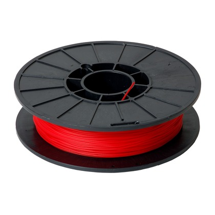 1.75mm TPE Red 3D Printer Filament (large photo)