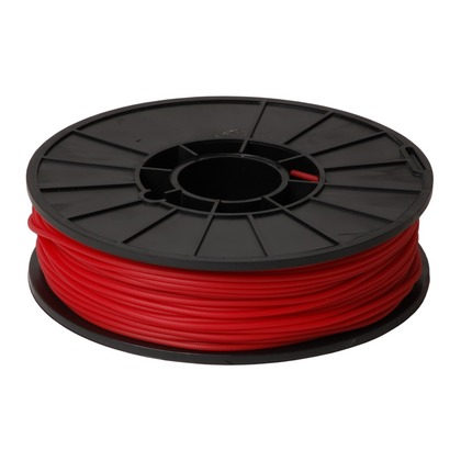 3.00mm TPE Red 3D Printer Filament (large photo)