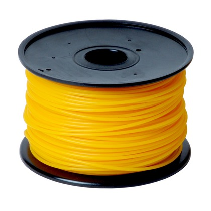 3.00mm PLA Gold 3D Printer Filament (large photo)
