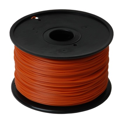 1.75mm PLA Chocolate 3D Printer Filament (large photo)