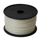 1.75mm PLA Glow-in-the-Dark Green 3D Printer Filament (large photo)