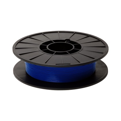 1.75mm TPU Blue 3D Printer Filament (large photo)
