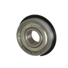 Nashuatec 3525 Lower Fuser Roller Bearing with Snap Ring (Compatible)
