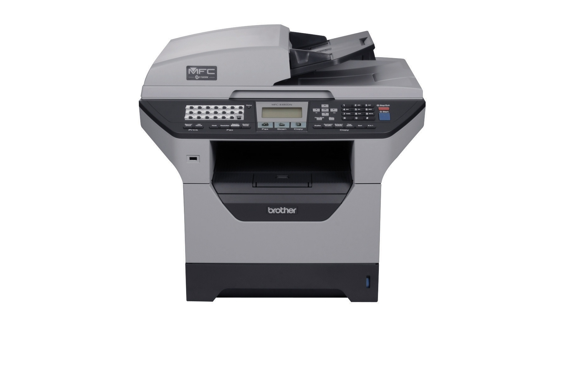 Brother 8480dn Driver Download