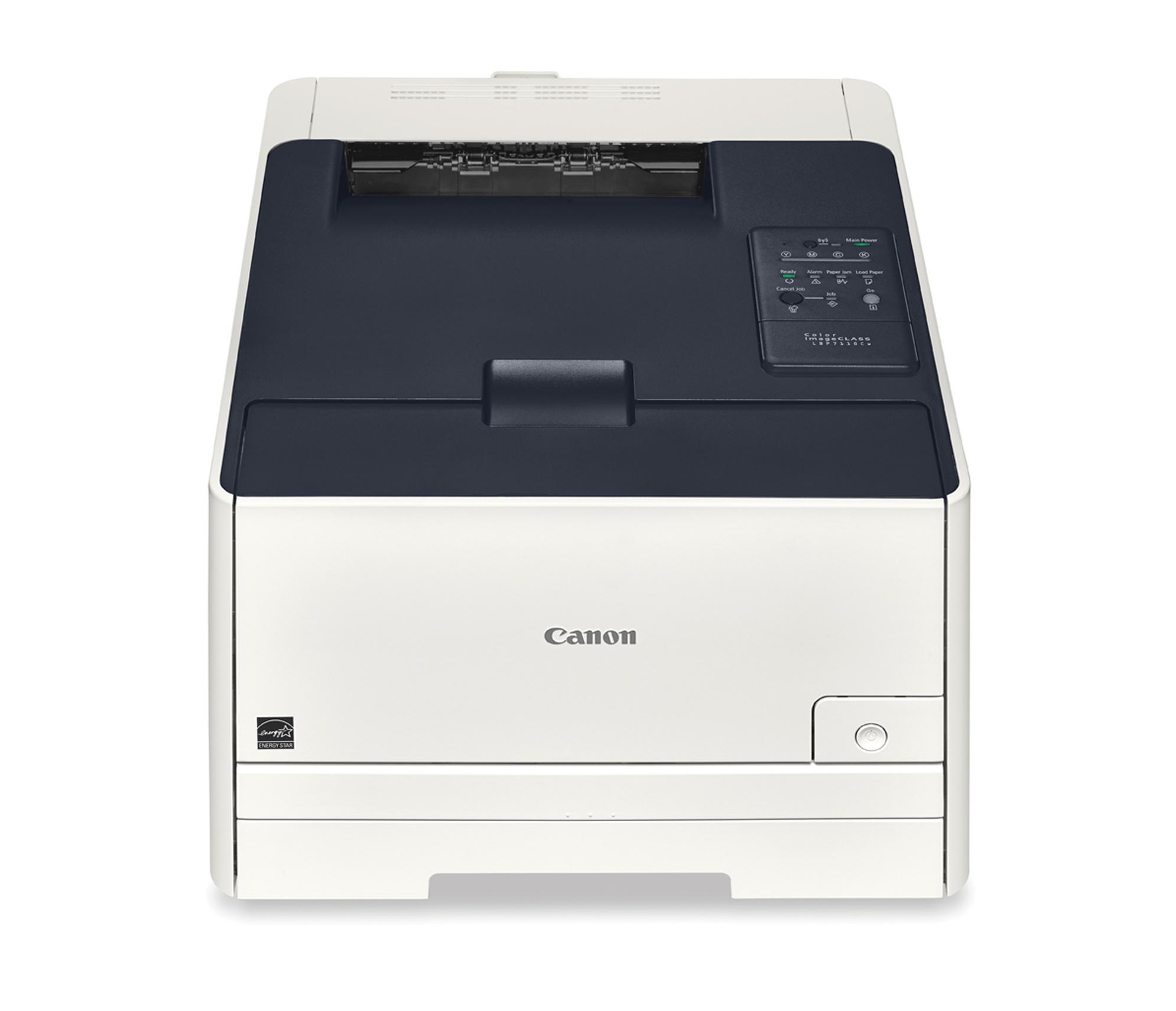 Canon Imageclass Lbp7110cw Color Laser Printer Driver