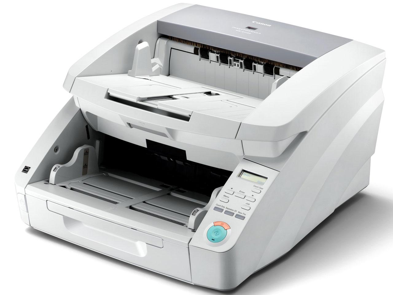 Canon DR-G1100 imageFORMULA Scanner Ink