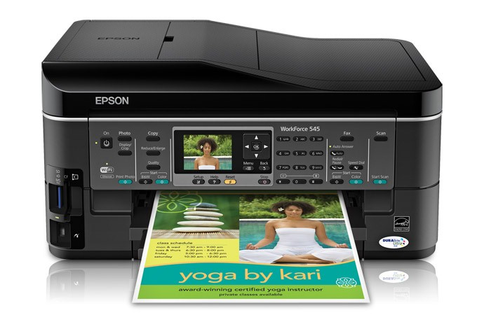Epson WorkForce 545