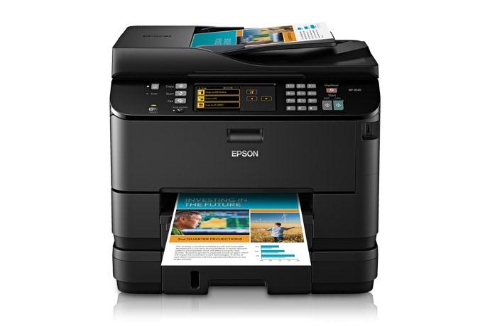 Epson Workforce Pro Wp 4540 Ink