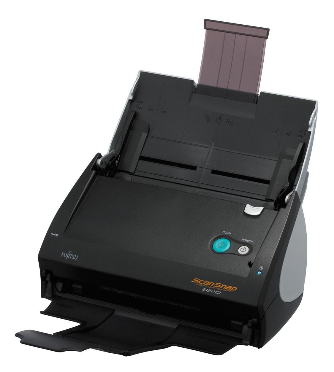 Fujitsu Scansnap S510 Scansnap S510 Supplies And Scansnap