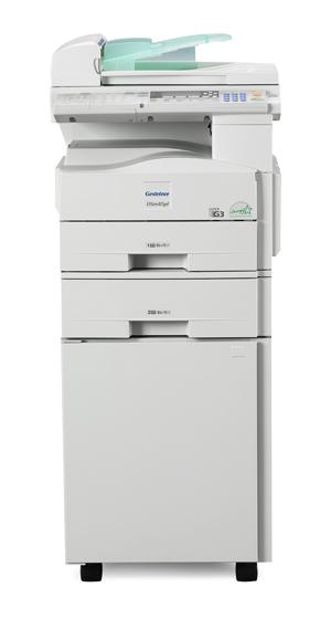 Gestetner dsm415pf scanner