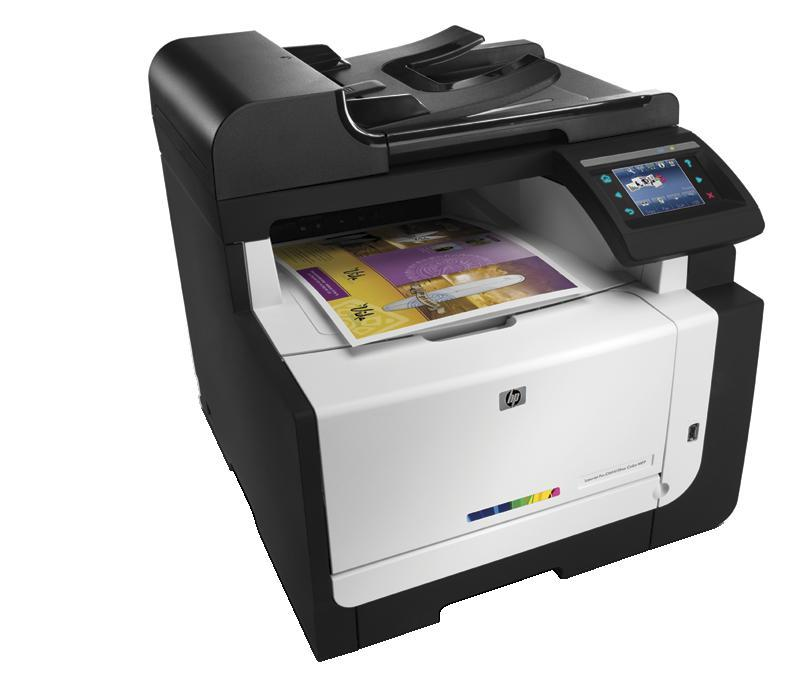 HP Color LaserJet Pro CM1415fn MFP Toner Cartridges