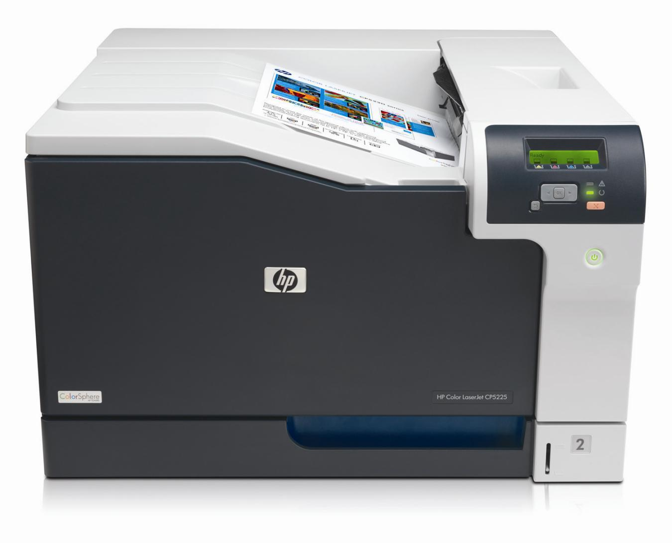 Hp Color Laserjet Pro Cp5225n Toner Cartridges