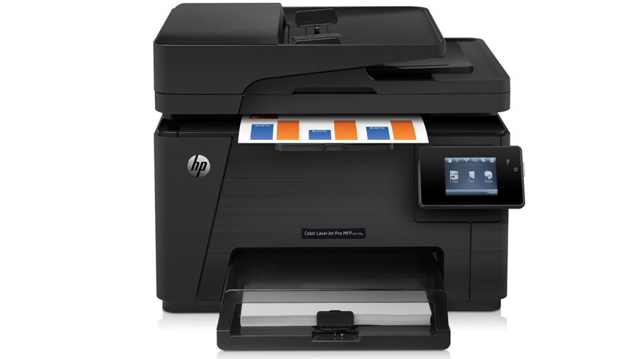 Hp Color Laserjet Pro Mfp M177fw Toner Cartridges