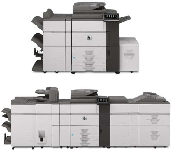 HP Color MFP S970dn