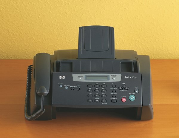 hp fax machine 1010