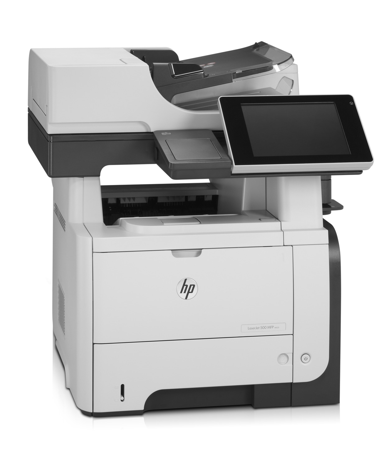 About the HP LaserJet Enterprise 500 MFP M525f