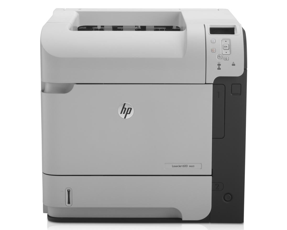 About the HP LaserJet Enterprise 600 M601n