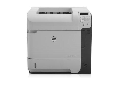 the hp laserjet enterprise 600 m602x printer delivers documents at a ...