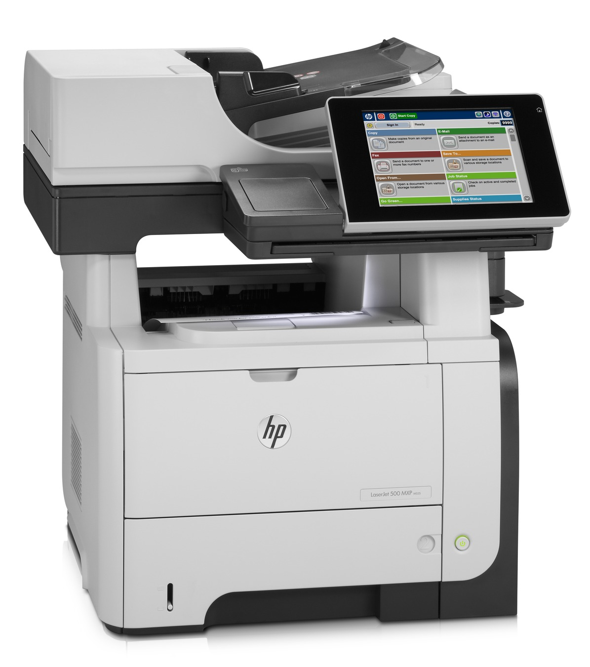About the HP LaserJet Enterprise Flow MFP M525C
